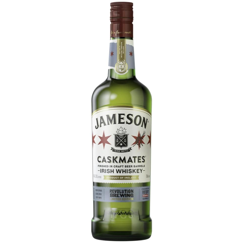 Jameson Caskmates Revolution Brewing Edition Irish whiskey Jameson