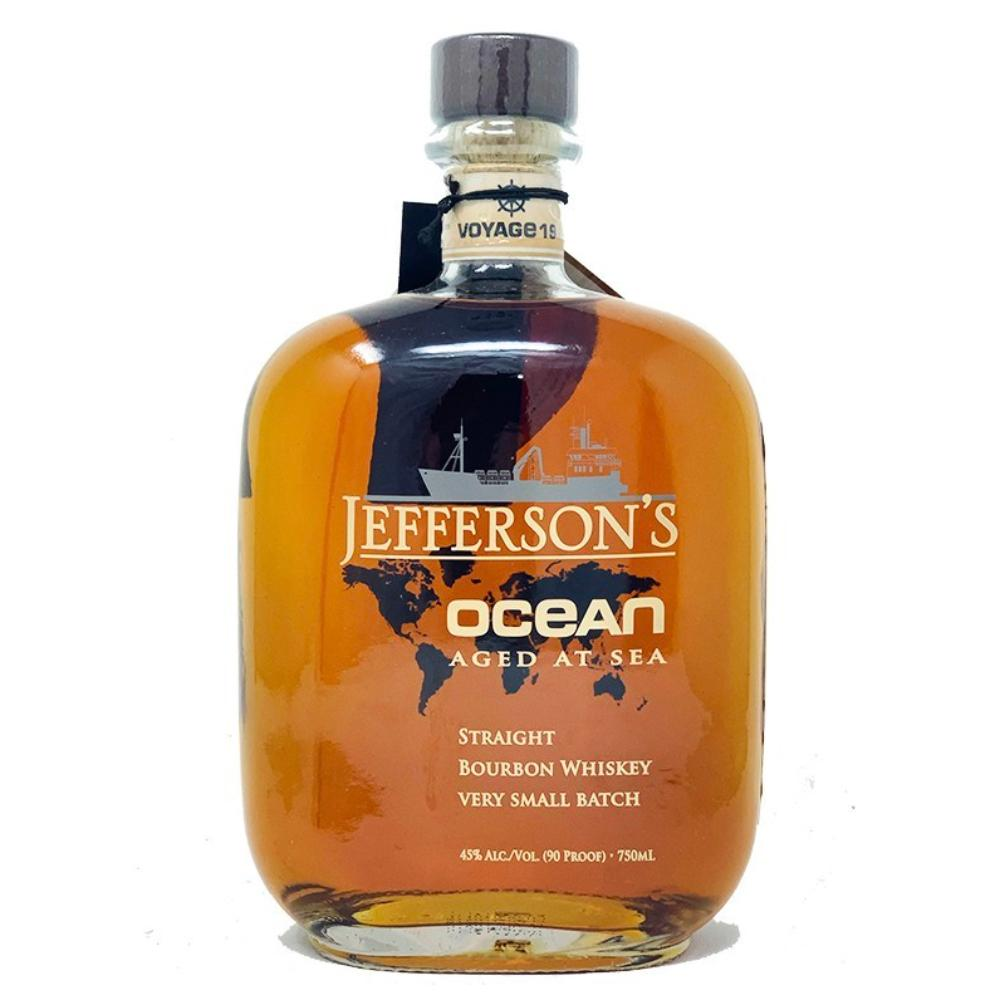 Jefferson's Ocean Aged At Sea Voyage 19 Bourbon Jefferson's