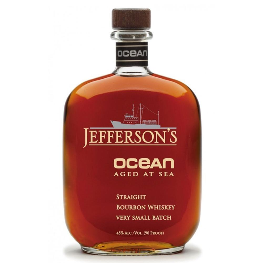 Jefferson's Ocean Aged at Sea Voyage 17 Bourbon Jefferson's