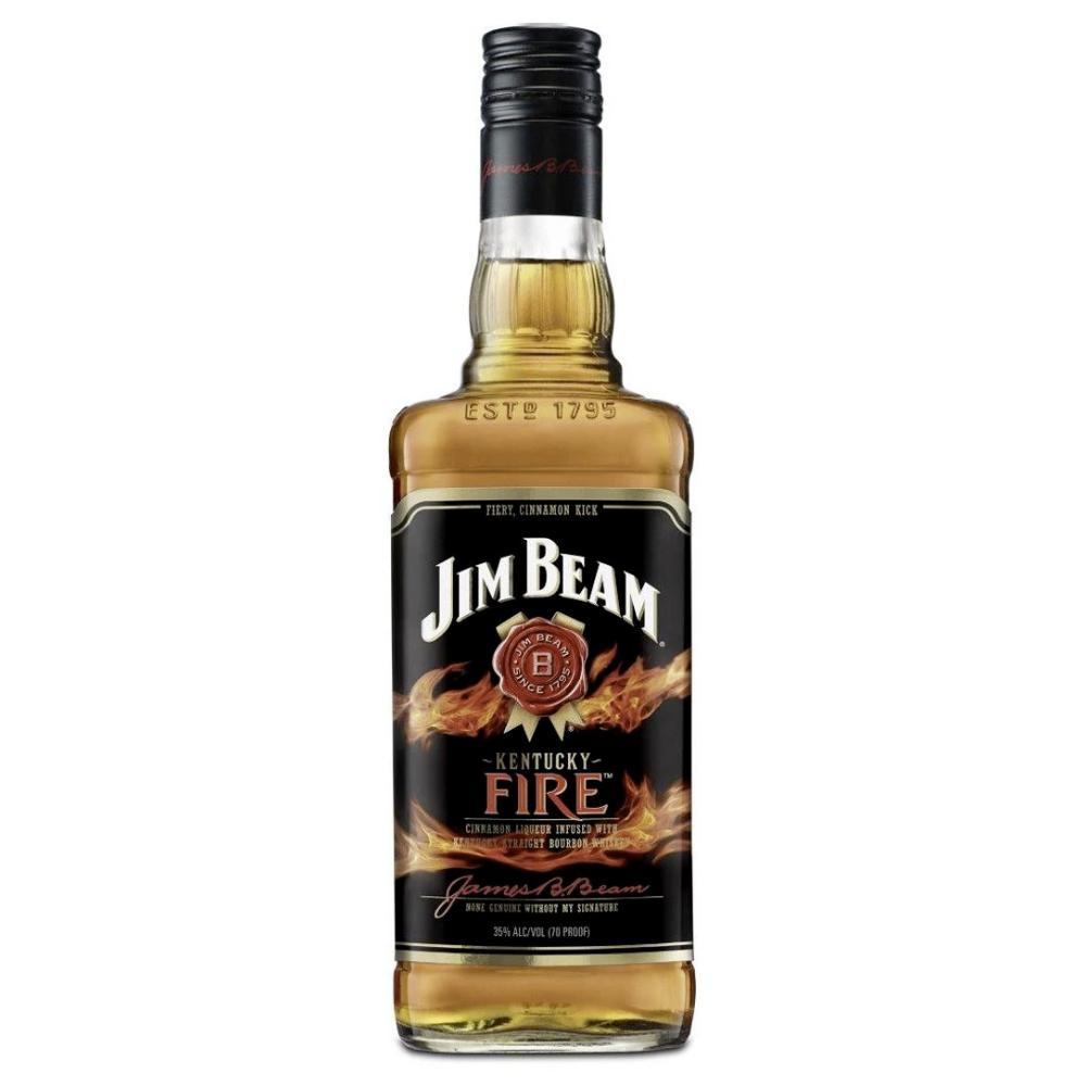 Jim Beam Kentucky Fire Bourbon Bourbon Jim Beam