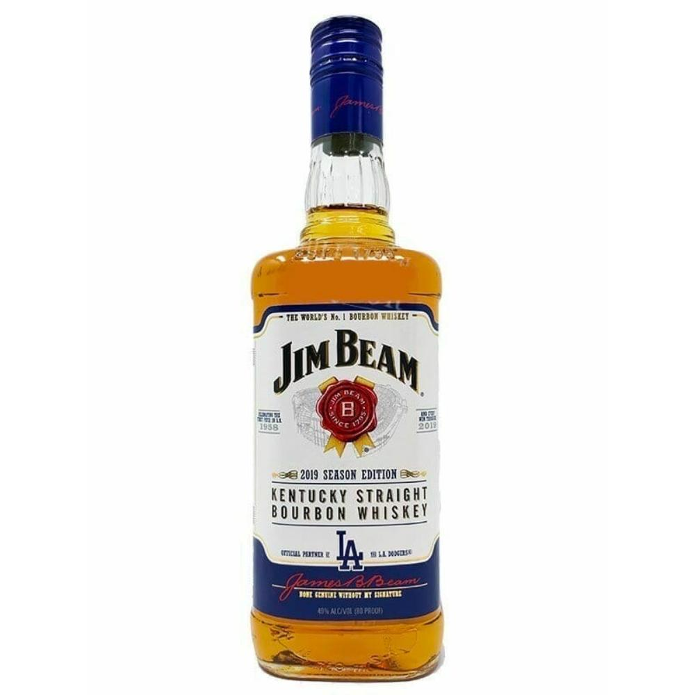 Jim Beam Los Angeles Dodgers Edition Bourbon Jim Beam