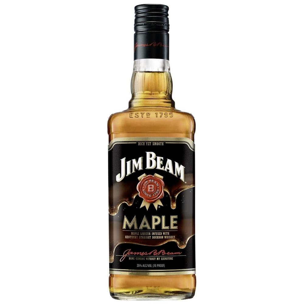 Jim Beam Maple Bourbon Bourbon Jim Beam
