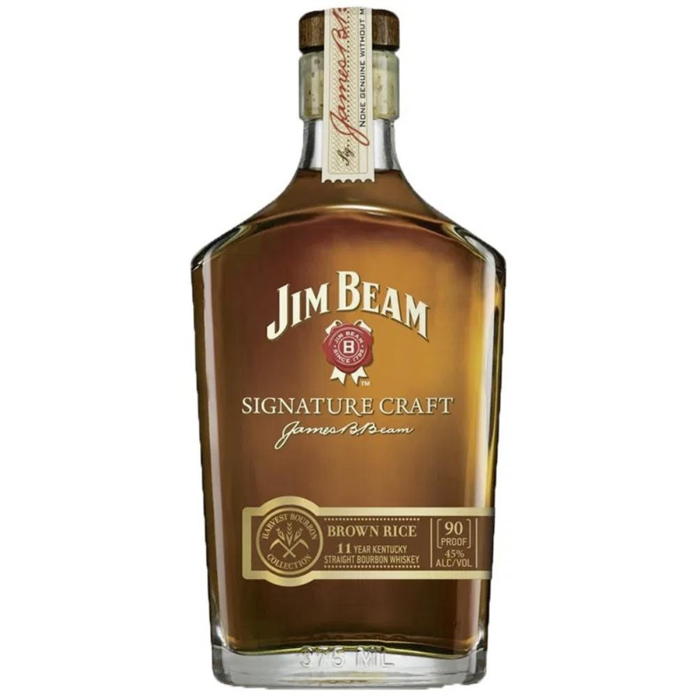Jim Beam Signature Craft Brown Rice 375mL Bourbon Jim Beam