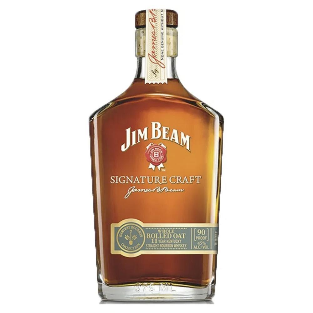 Jim Beam Signature Craft Whole Rolled Oat 375mL Bourbon Jim Beam