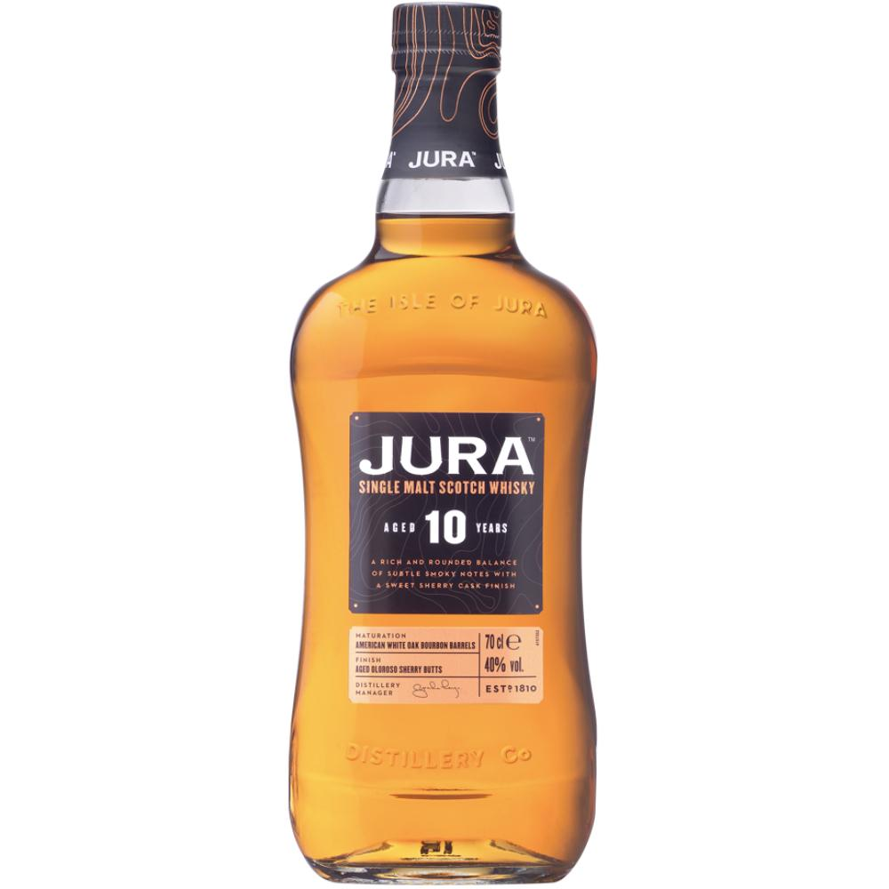Jura 10 Year Scotch Jura