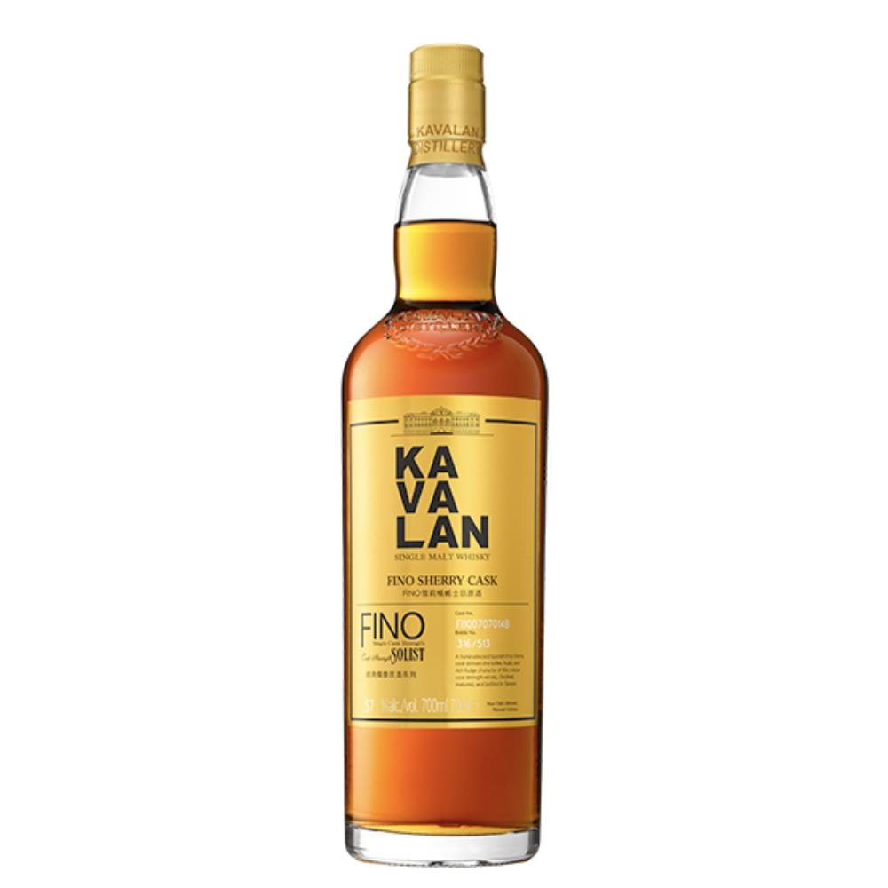 Kavalan Solist Fino Sherry Single Cask Strength Taiwanese Whisky Kavalan