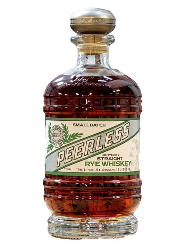 Kentucky Peerless Small Batch Rye Whiskey Rye Whiskey Kentucky Peerless