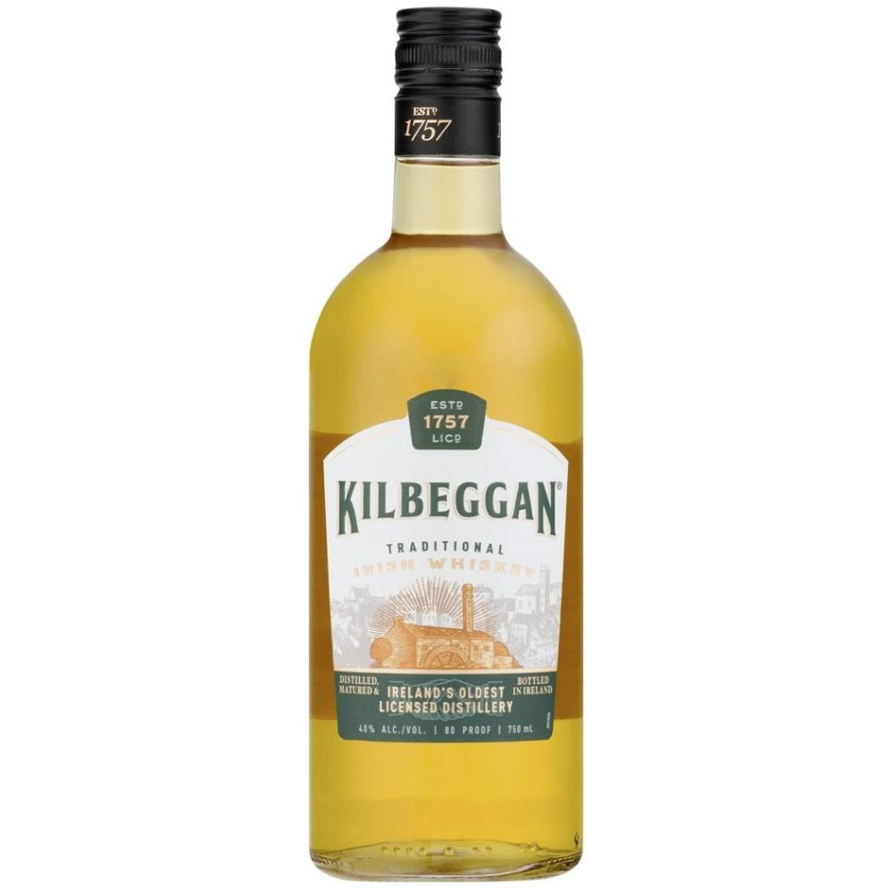 Kilbeggan Blended Irish Whiskey Irish whiskey Kilbeggan
