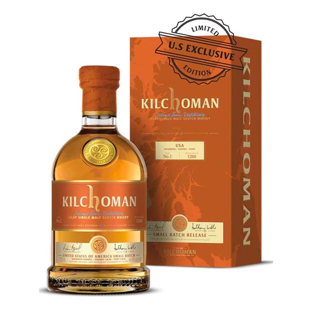 Kilchoman Small Batch Release Scotch Kilchoman