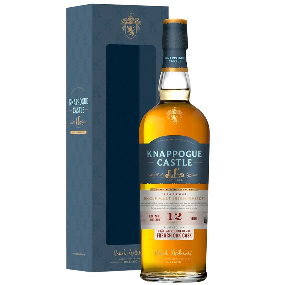 Knappogue Castle French Oak Cask Irish whiskey Knappogue