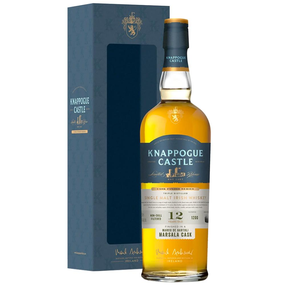 Knappogue Castle Marsala Cask Irish whiskey Knappogue