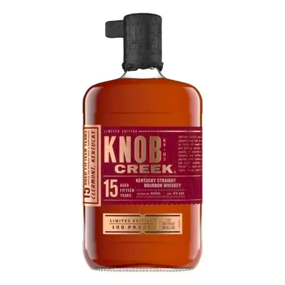 Knob Creek 15 Year Old