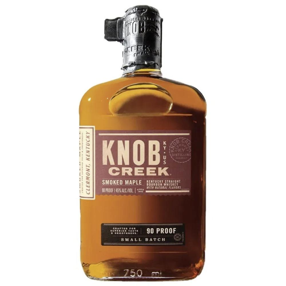 Knob Creek Smoked Maple Bourbon Bourbon Knob Creek