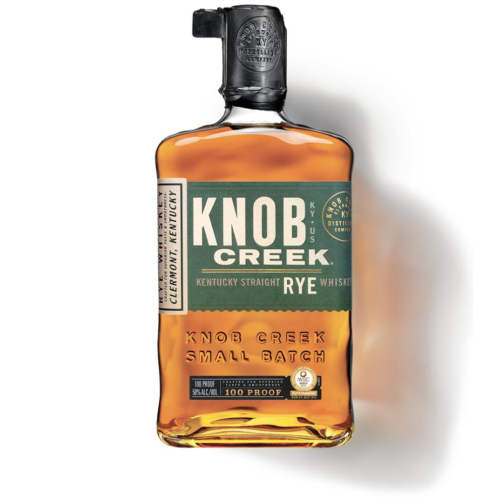 Knob Creek Straight Rye Whiskey Rye Whiskey Knob Creek