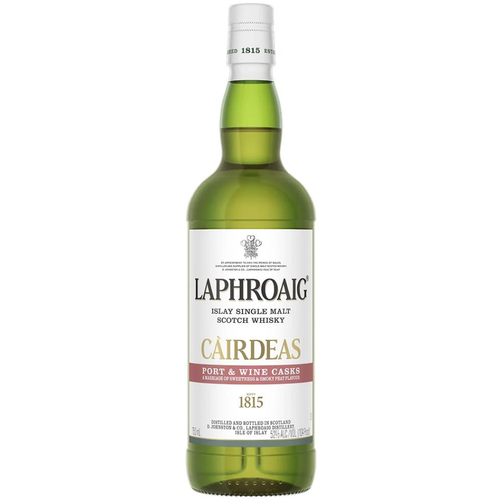 Laphroaig Cairdeas Port & Wine Casks Scotch Laphroaig