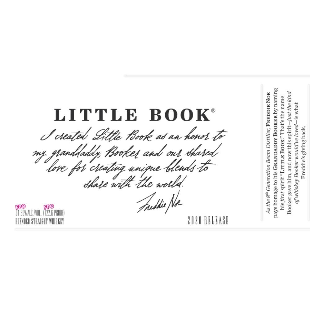 Little Book Chapter 4 American Whiskey Little Book