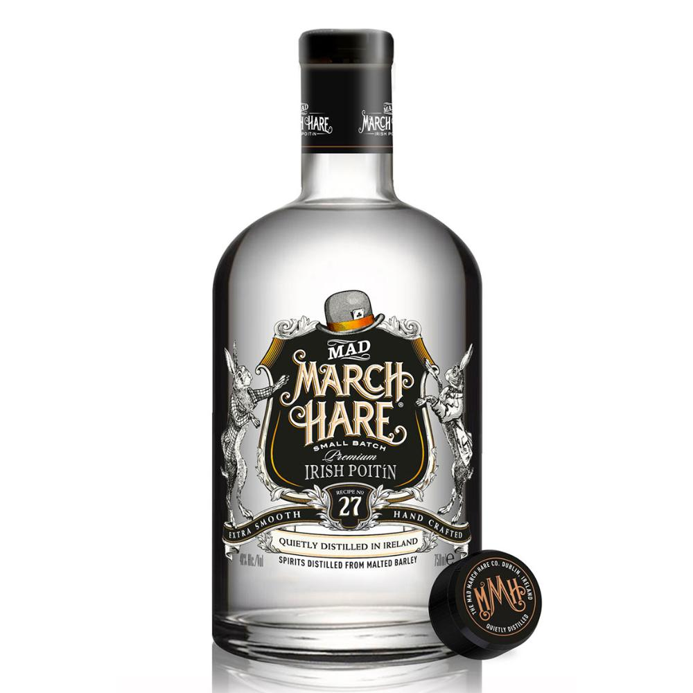 Mad March Hare Irish Poitin Irish Poitin Mad March Hare