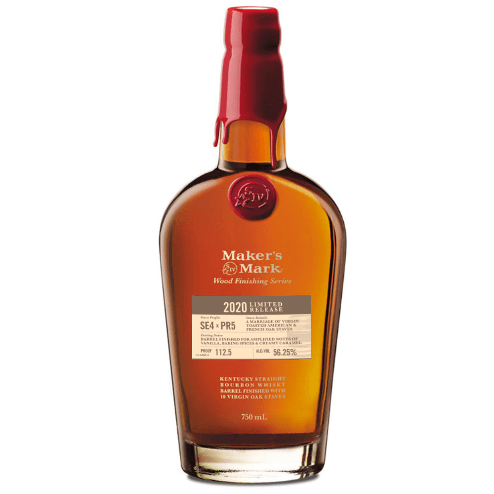 Maker's Mark SE4 X PR5 Bourbon Maker's Mark