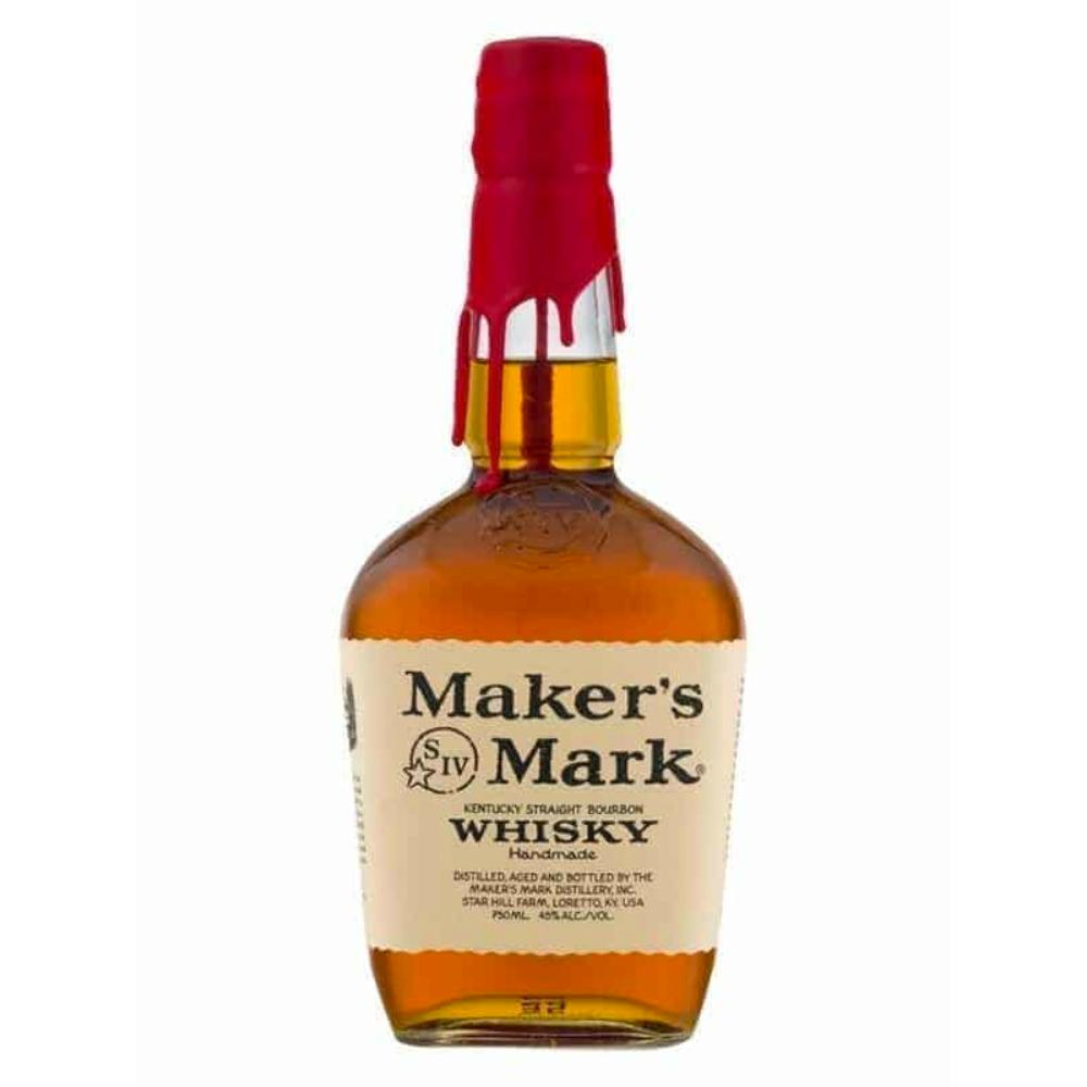 Makers Mark Bourbon Whiskey 1.75L Bourbon Maker's Mark