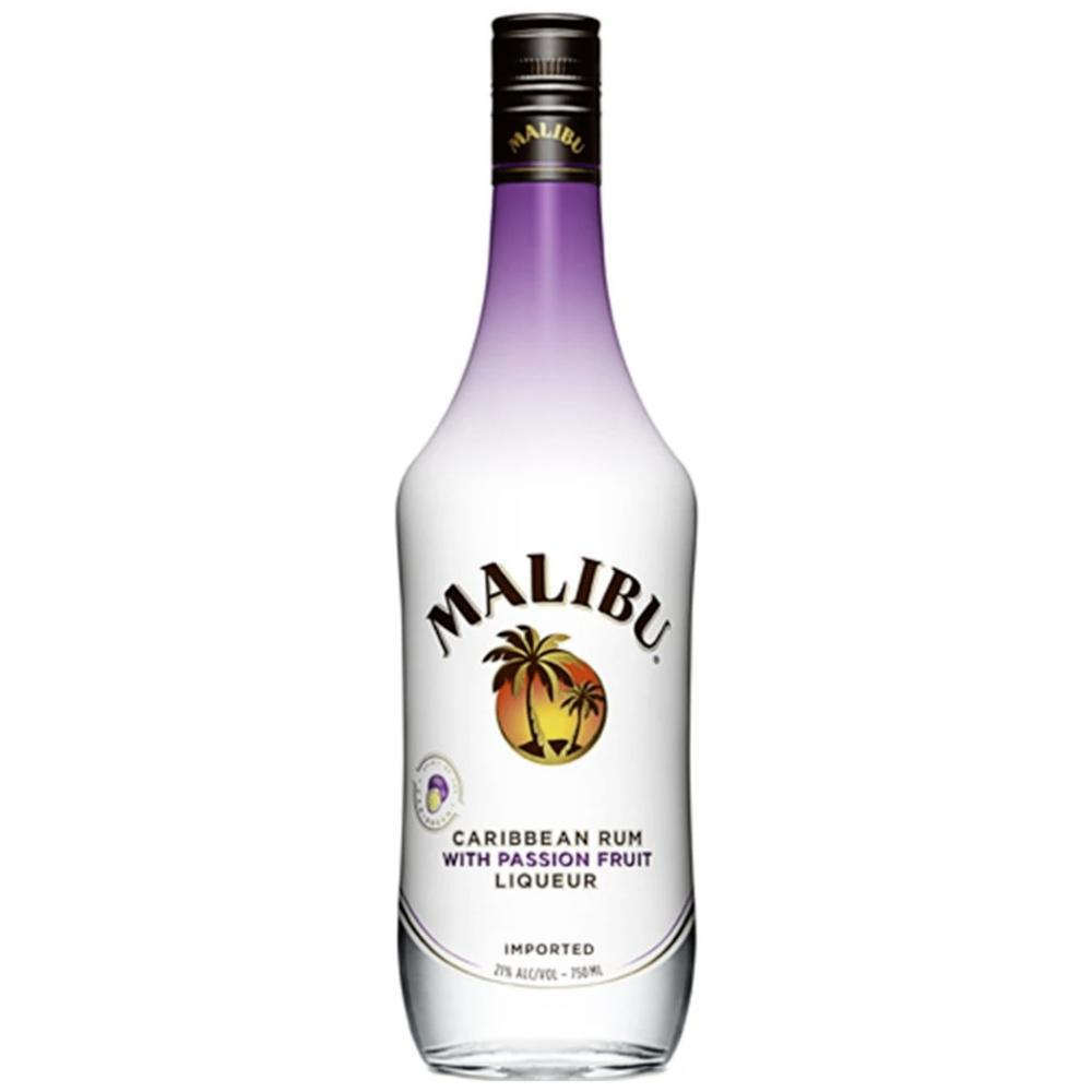 Malibu Passion Fruit Rum Malibu Rum