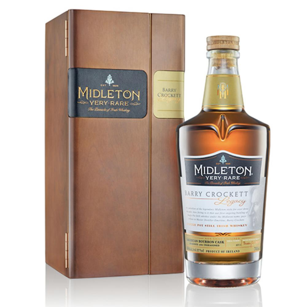 Midleton Barry Crockett Irish whiskey Midleton
