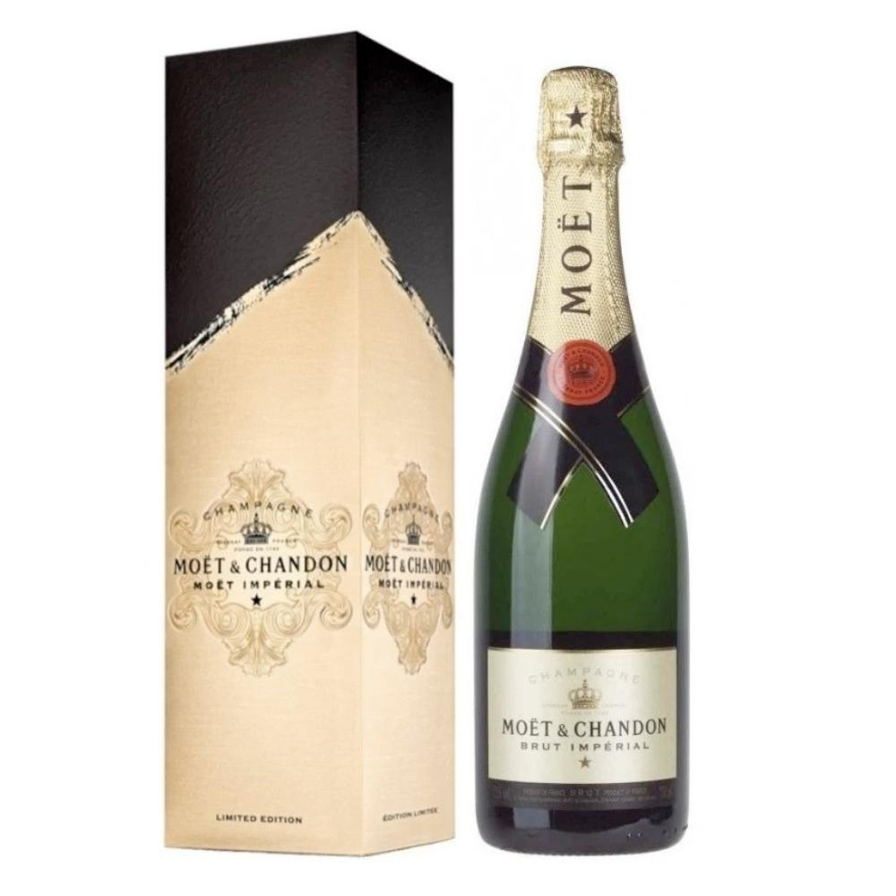 Moët & Chandon Brut Impérial Signature Gift Box Champagne Moët & Chandon
