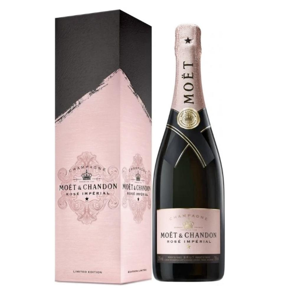Moët & Chandon Rosé Impérial Signature GB Champagne Moët & Chandon