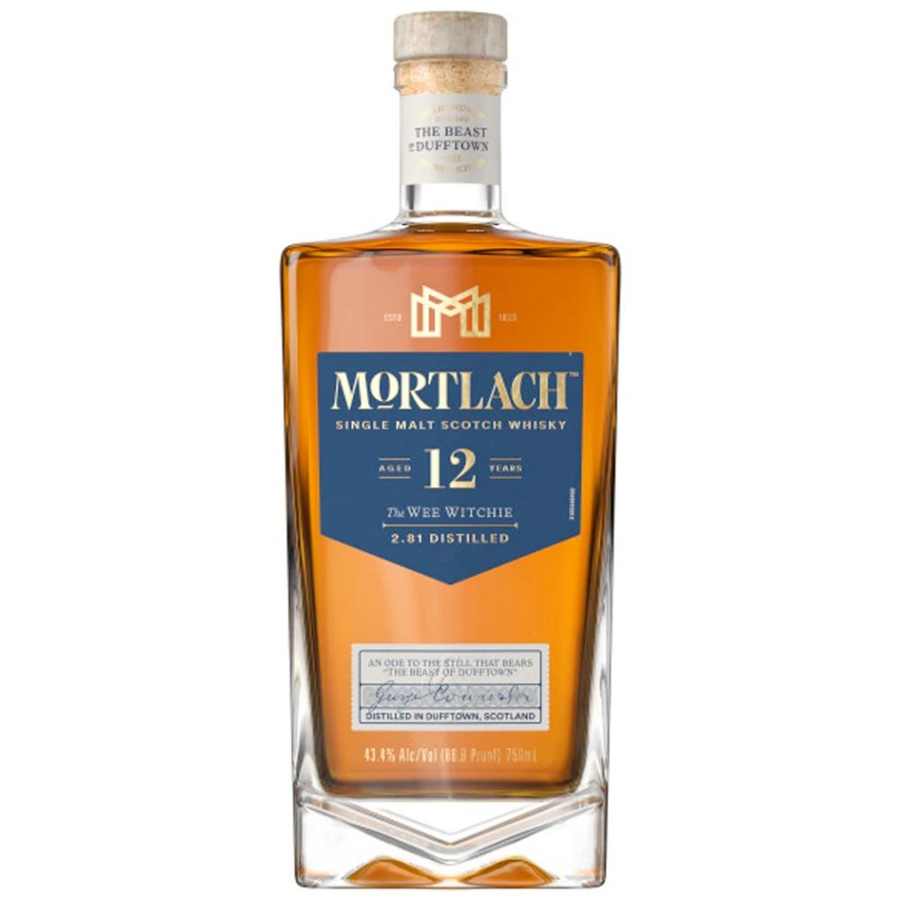 Mortlach 12 Year Old Scotch Mortlach Distillery
