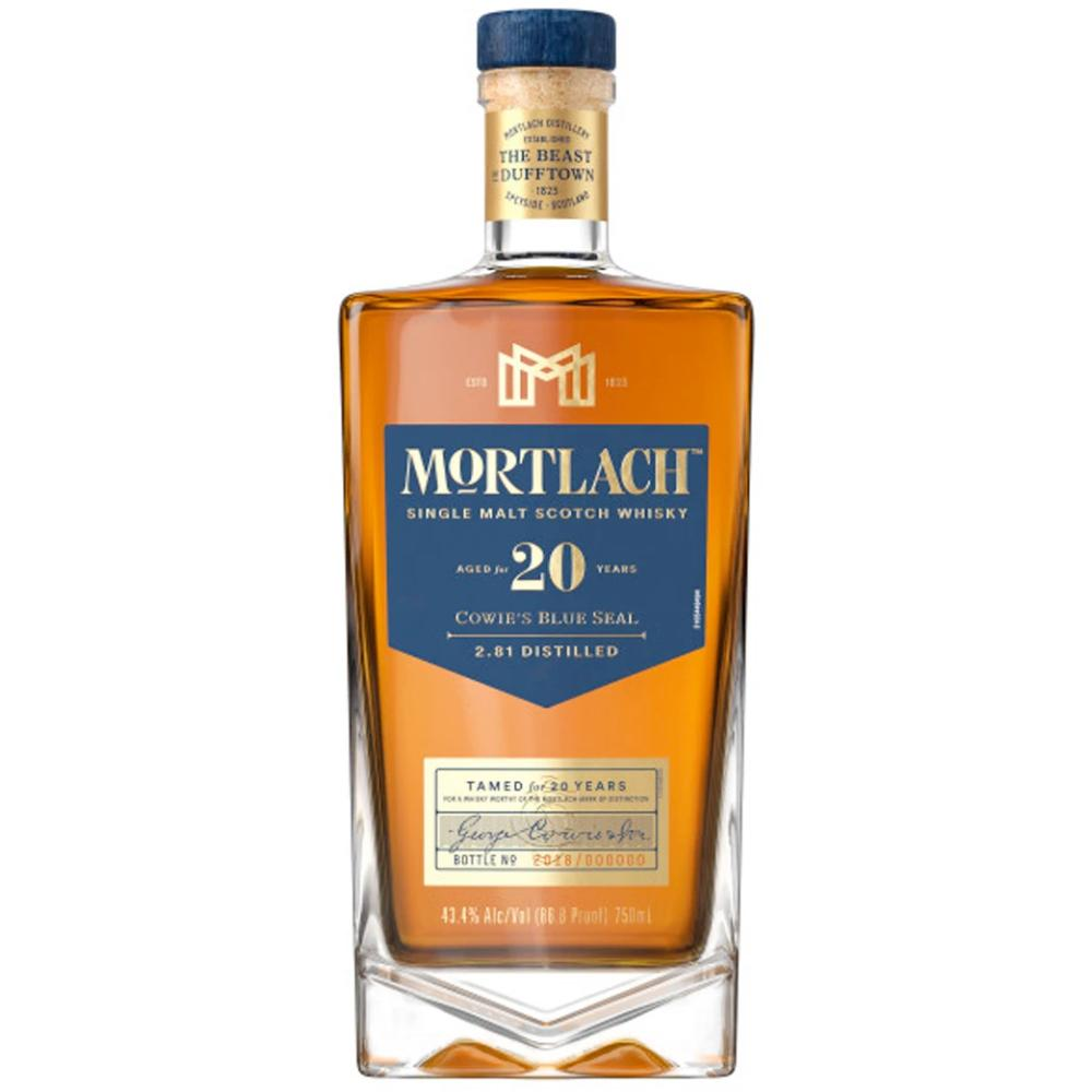 Mortlach 20 Year Old Scotch Mortlach Distillery