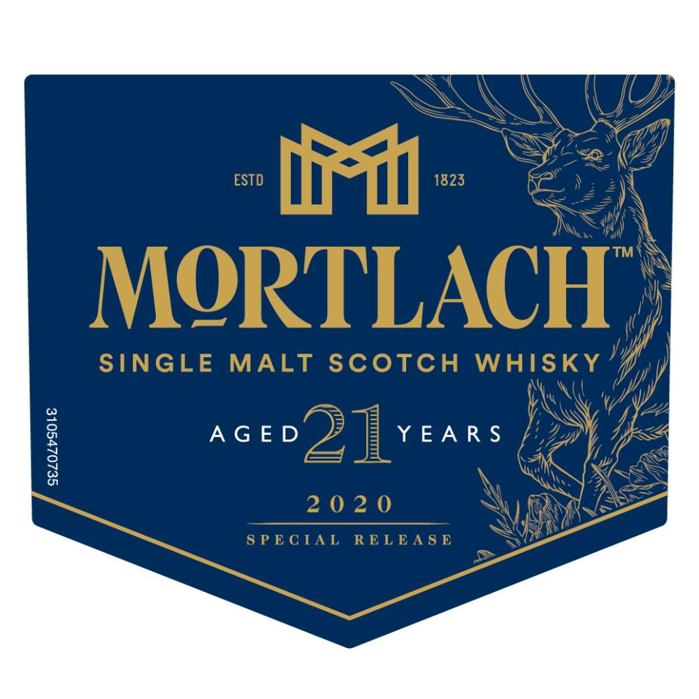 Mortlach 21 Year Old 2020 Special Release Scotch Mortlach Distillery