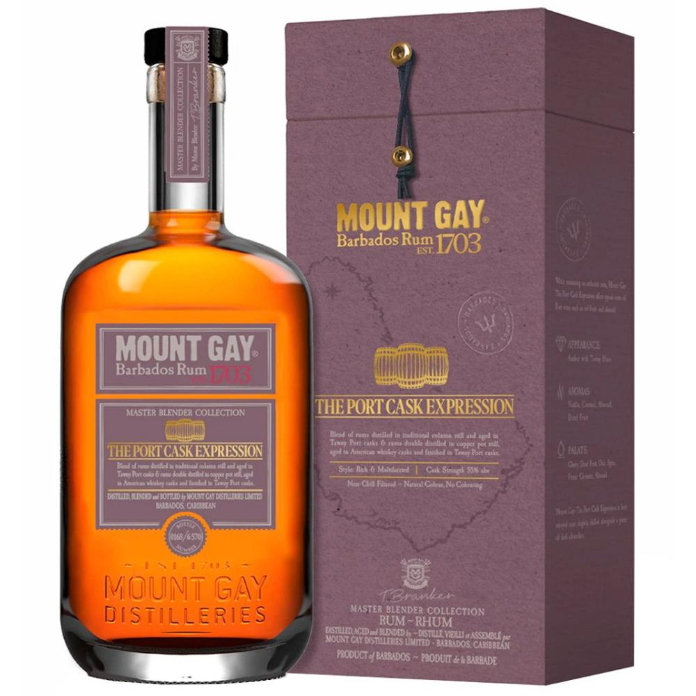 Mount Gay Port Cask Expression: Master Blender Collection #3 Rum Mount Gay Rum