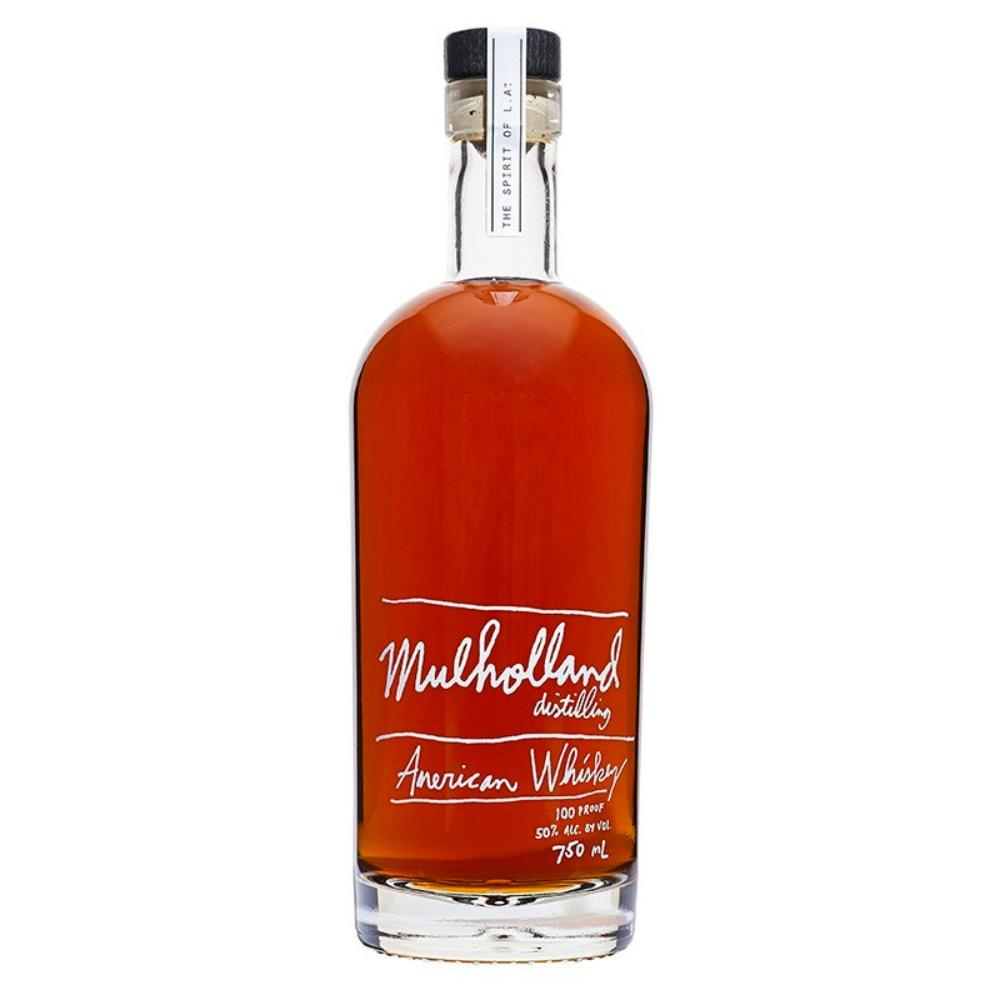 Mulholland Distilling American Whiskey American Whiskey Mulholland Distilling