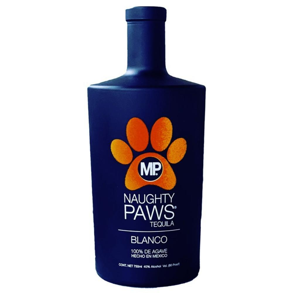 Naughty Paws Blanco Tequila Tequila Naughty Paws