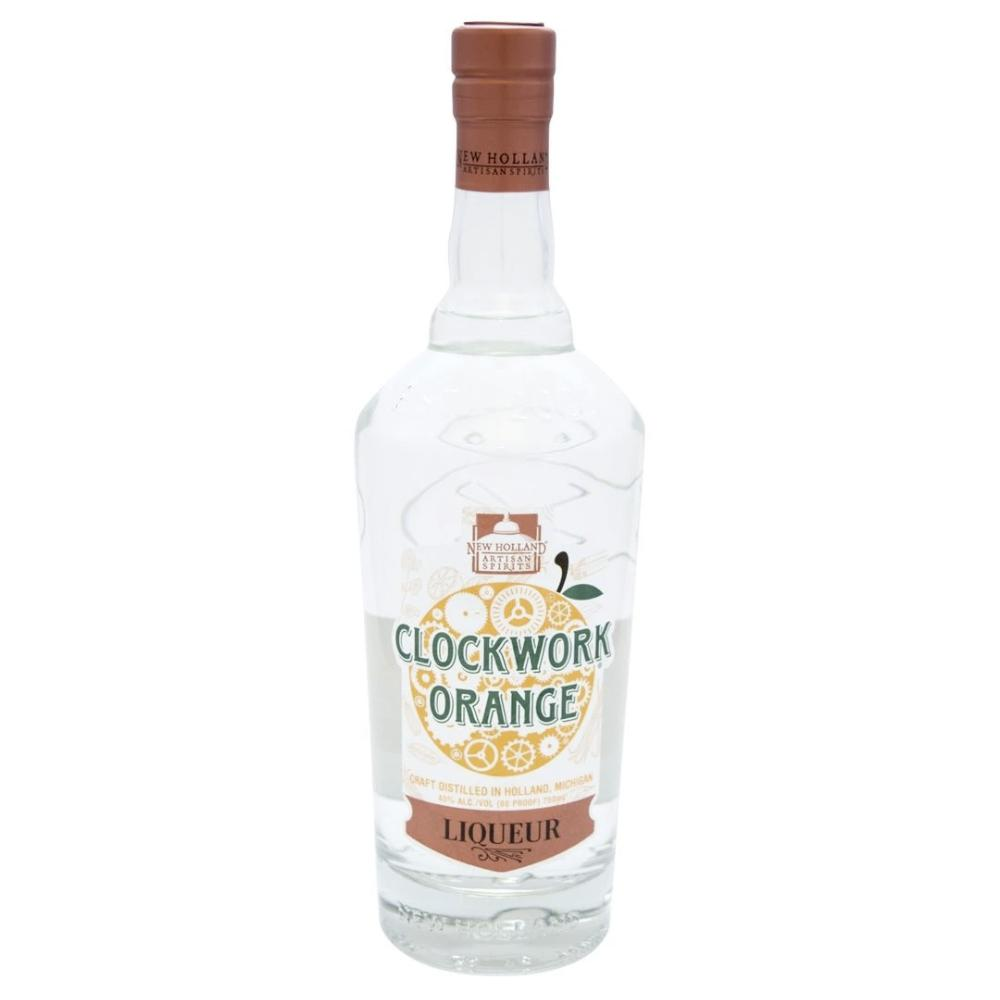 New Holland Spirits Clockwork Orange Liqueur Liqueur New Holland Spirits