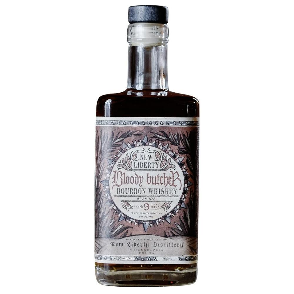 New Liberty Bloody Butcher Bourbon Bourbon New Liberty Distillery