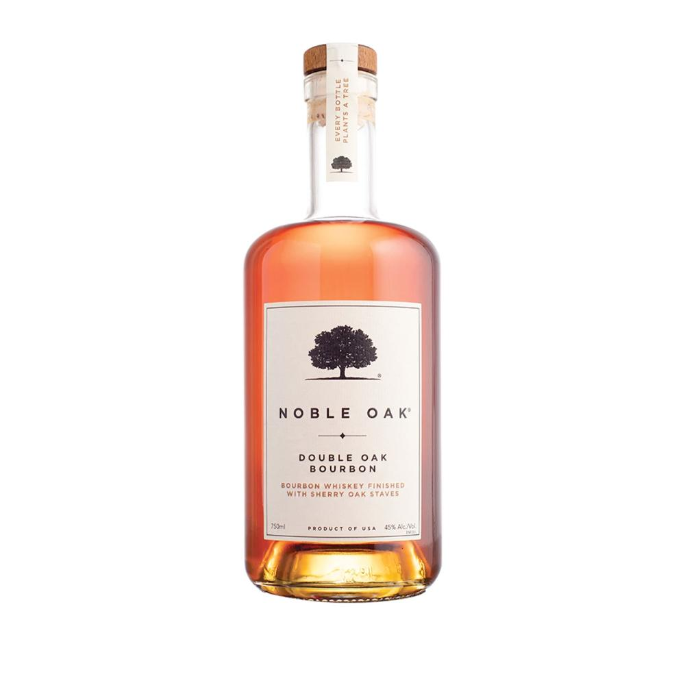 Noble Oak Double Oak Bourbon Bourbon Noble Oak