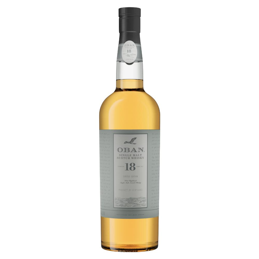 Oban 18 Years Old Scotch Oban