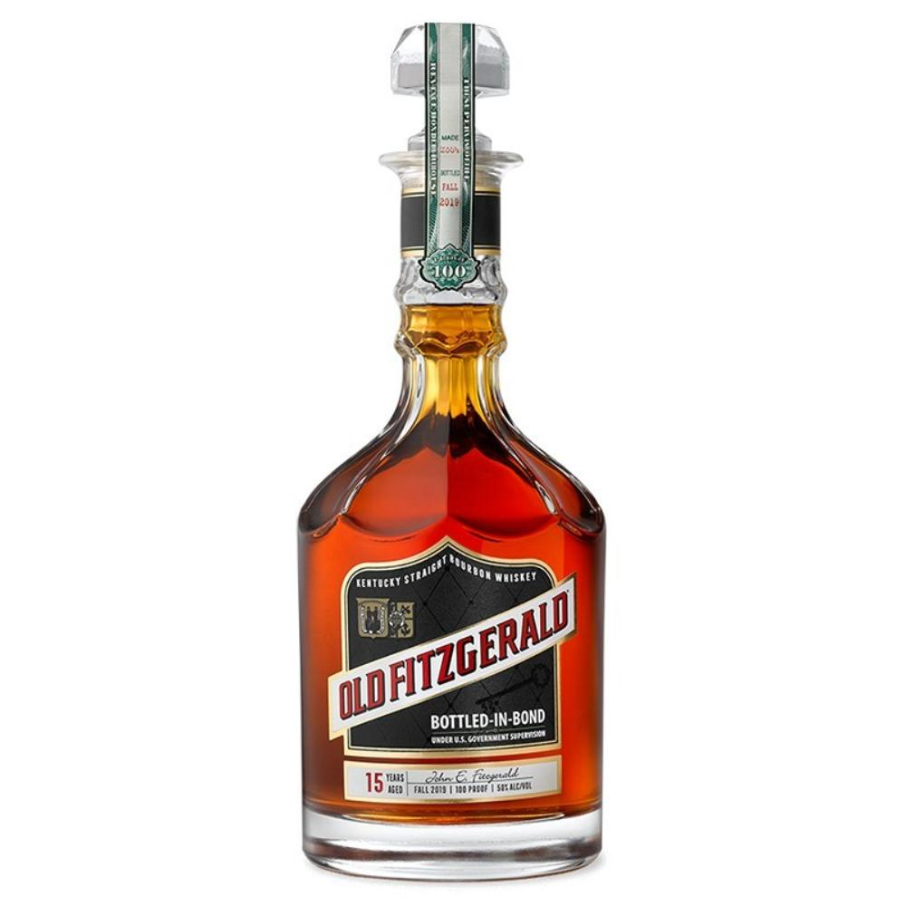 Old Fitzgerald Bottled In Bond 15 Year Fall 2019 Bourbon Old Fitzgerald