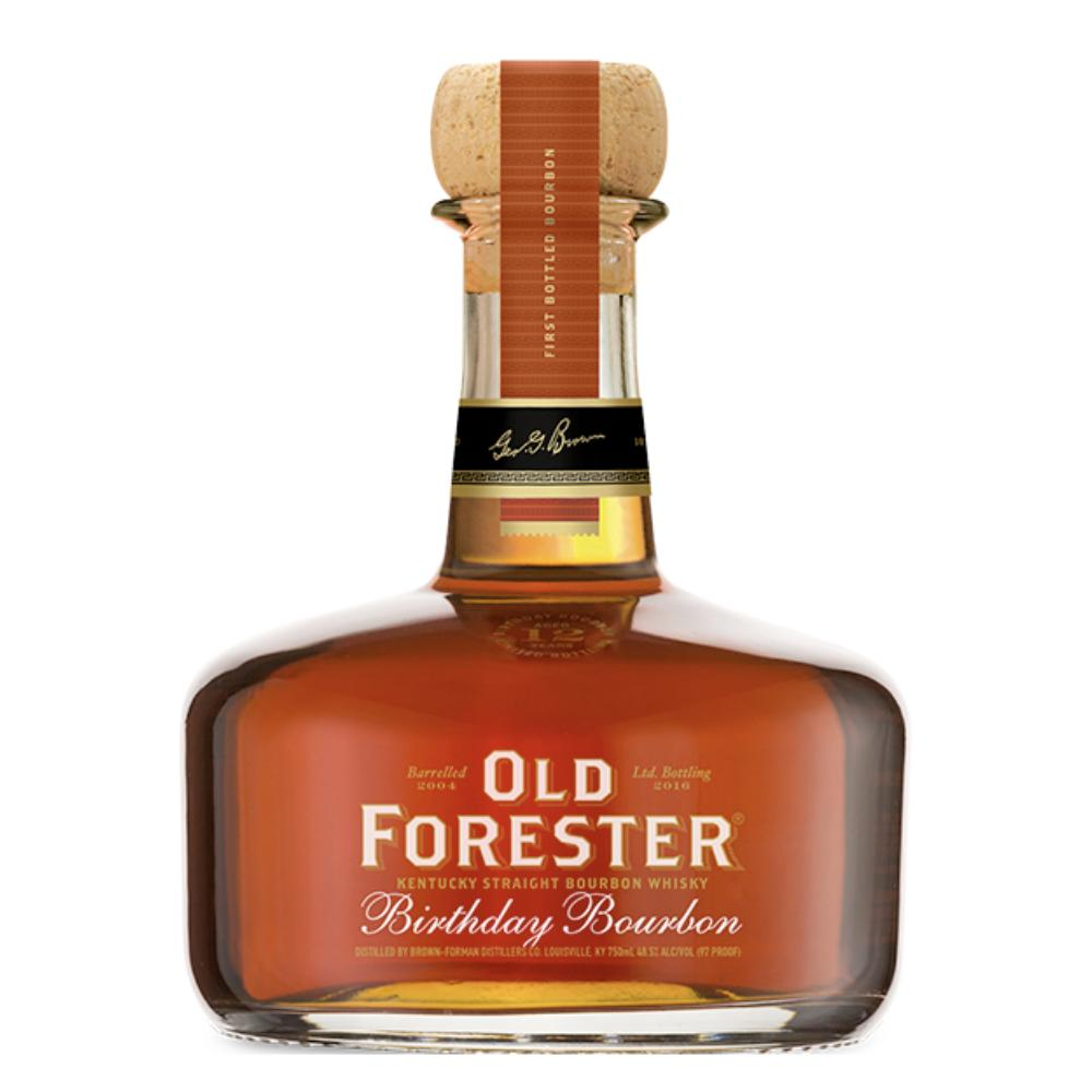 Old Forester 2016 Birthday Bourbon Bourbon Old Forester