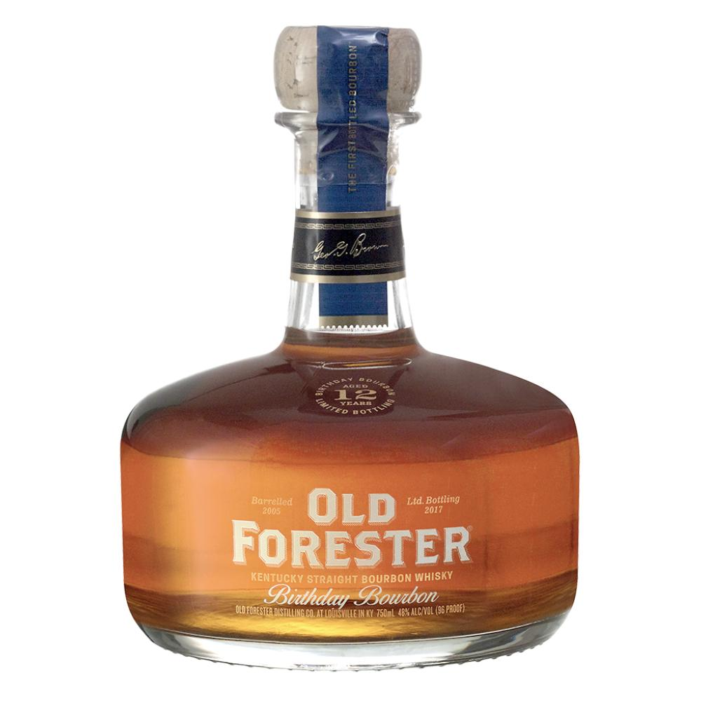 Old Forester 2017 Birthday Bourbon Bourbon Old Forester