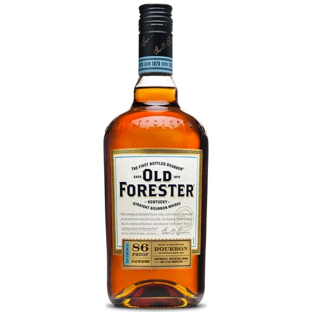Old Forester 86 Proof Bourbon Whisky Bourbon Old Forester