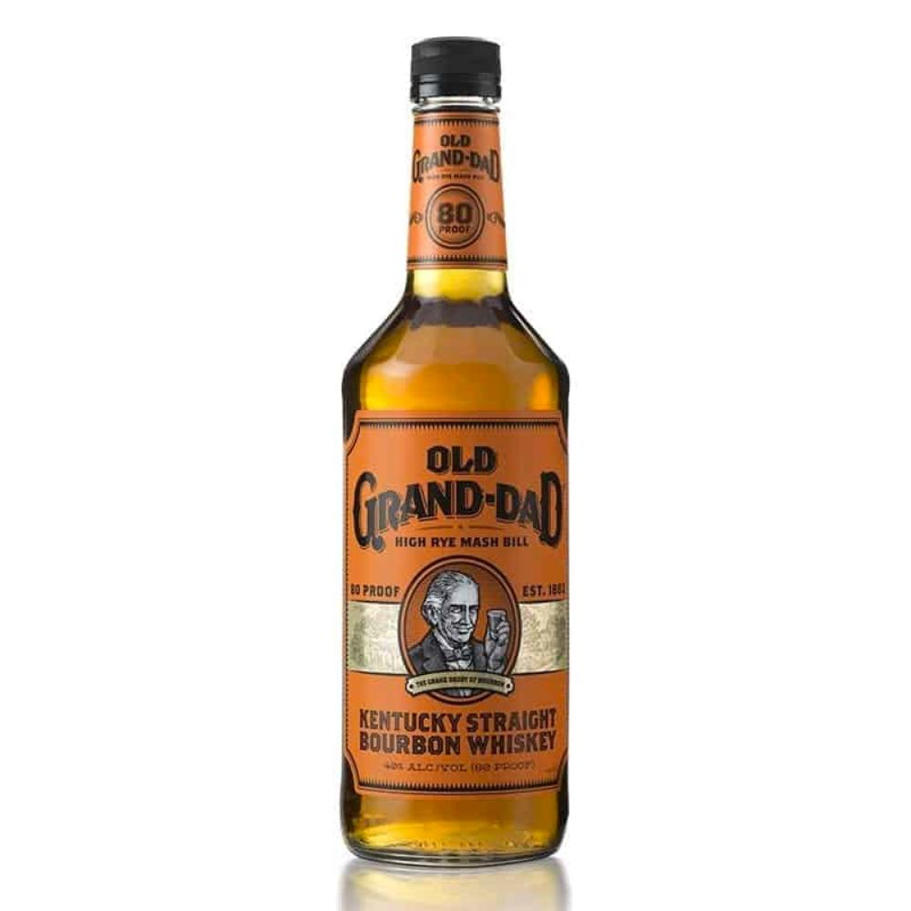 Old Grand Dad Bourbon Whiskey Bourbon Old Grand Dad