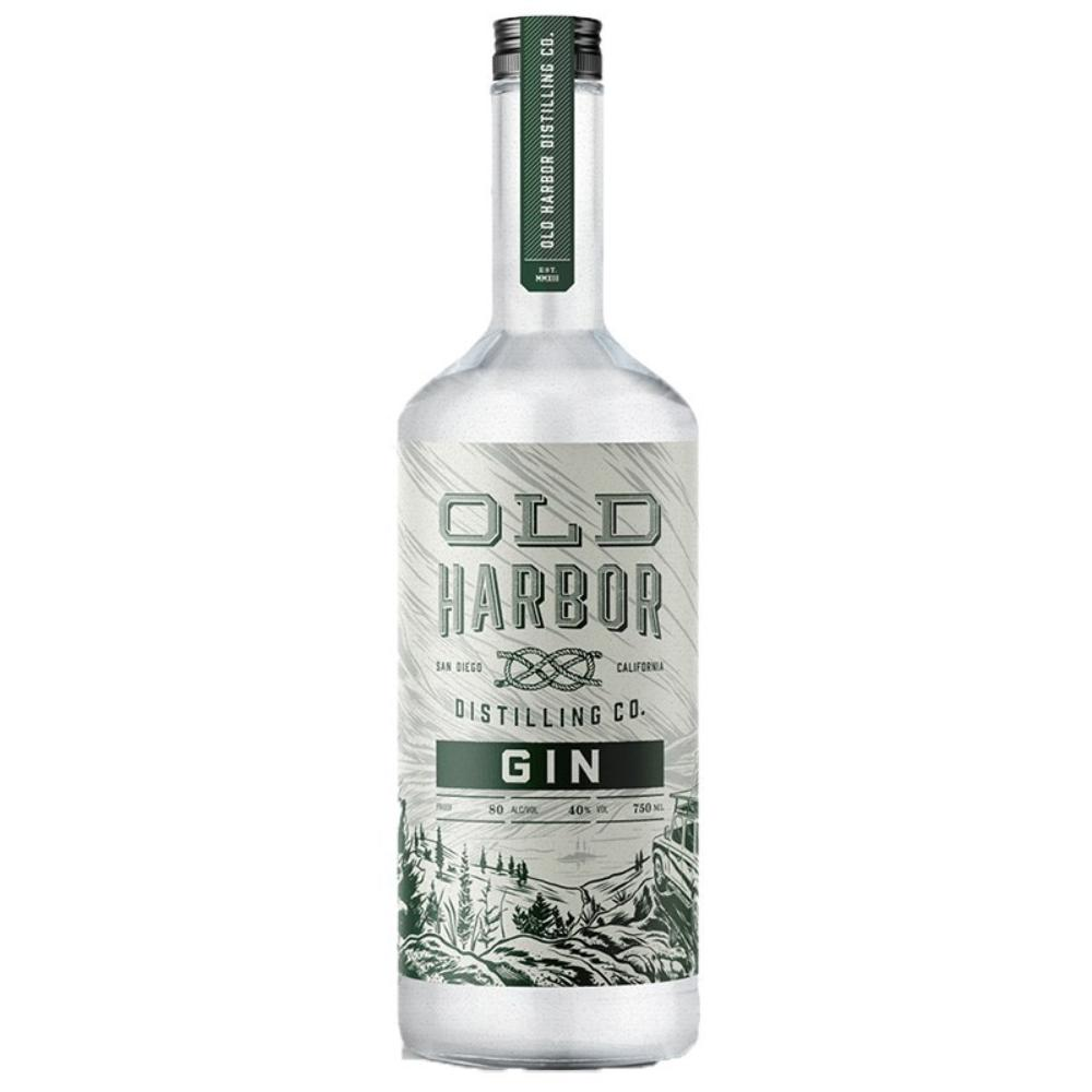 Old Harbor Adventure Series Gin Gin Old Harbor Distilling Co.