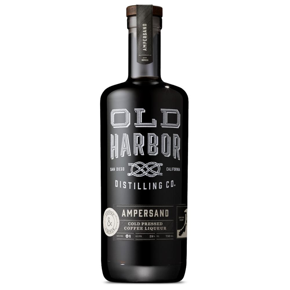 Old Harbor Ampersand Cold Pressed Coffee Liqueur Liqueur Old Harbor Distilling Co.