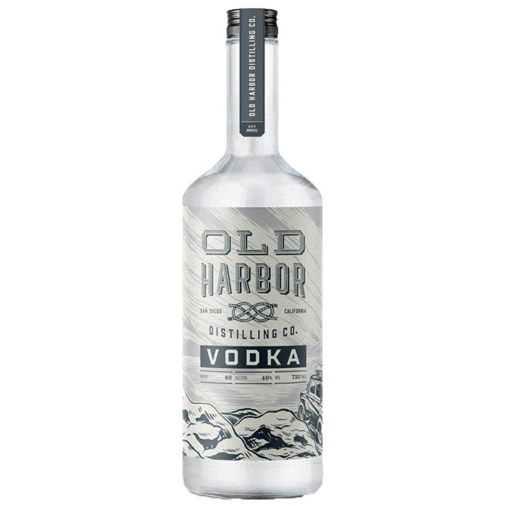Old Harbor Adventure Series Vodka Vodka Old Harbor Distilling Co.