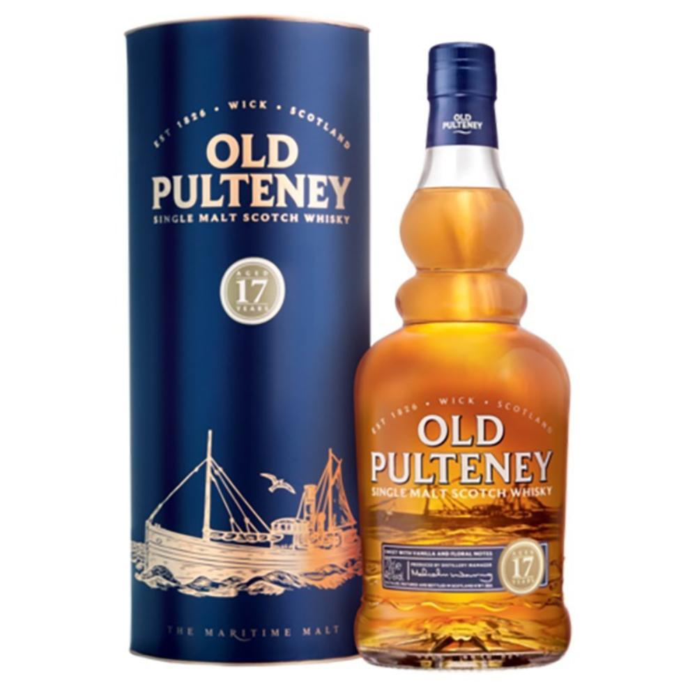 Old Pulteney 17 Year Old Scotch Scotch Old Pulteney