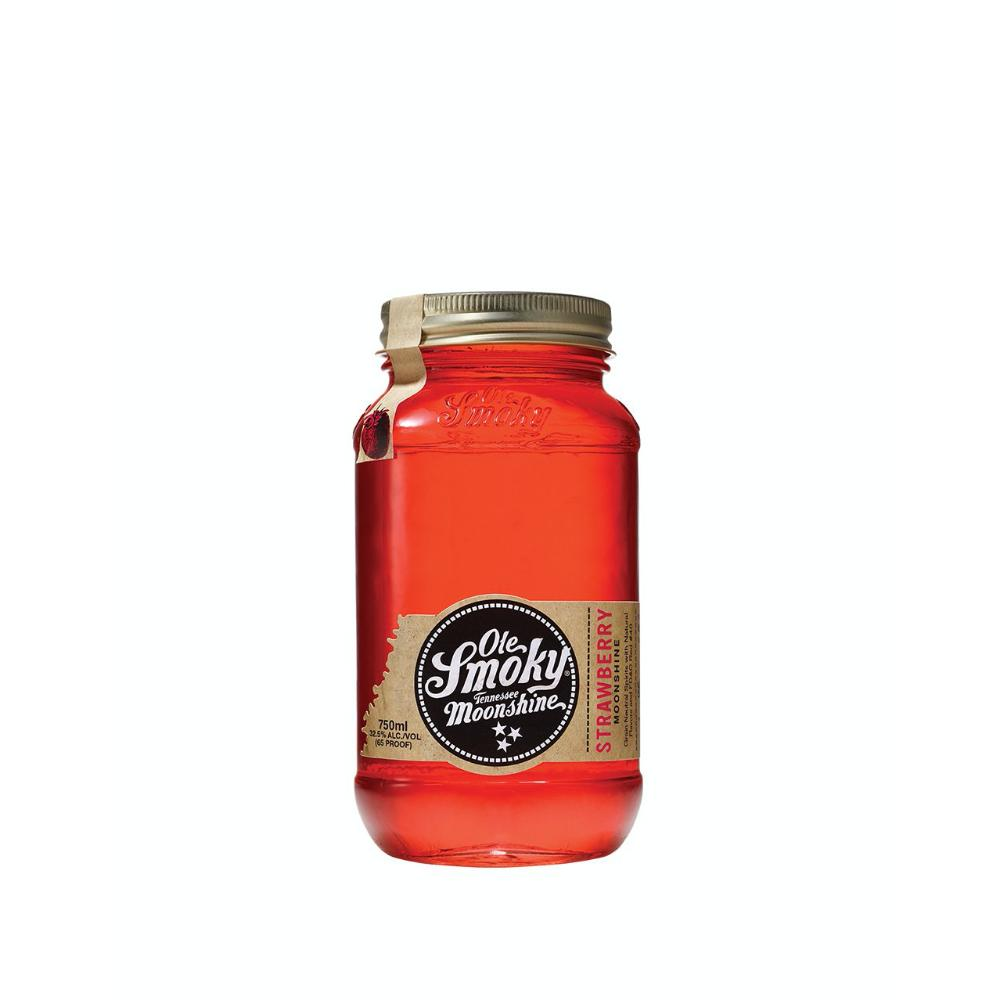 Ole Smoky Strawberry Moonshine Moonshine Ole Smoky