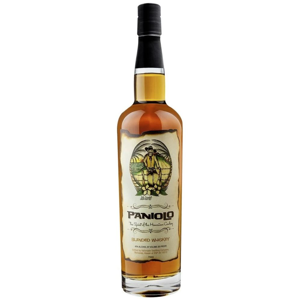 Paniolo Blended Whiskey American Whiskey Paniolo Whiskey