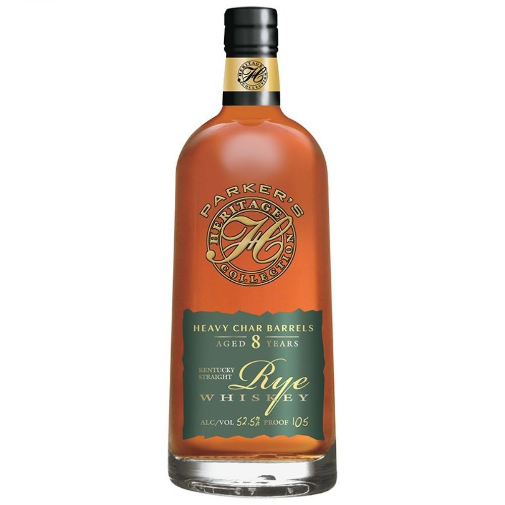 Parker's Heritage Collection Heavy Char Rye Rye Whiskey Parker's Heritage