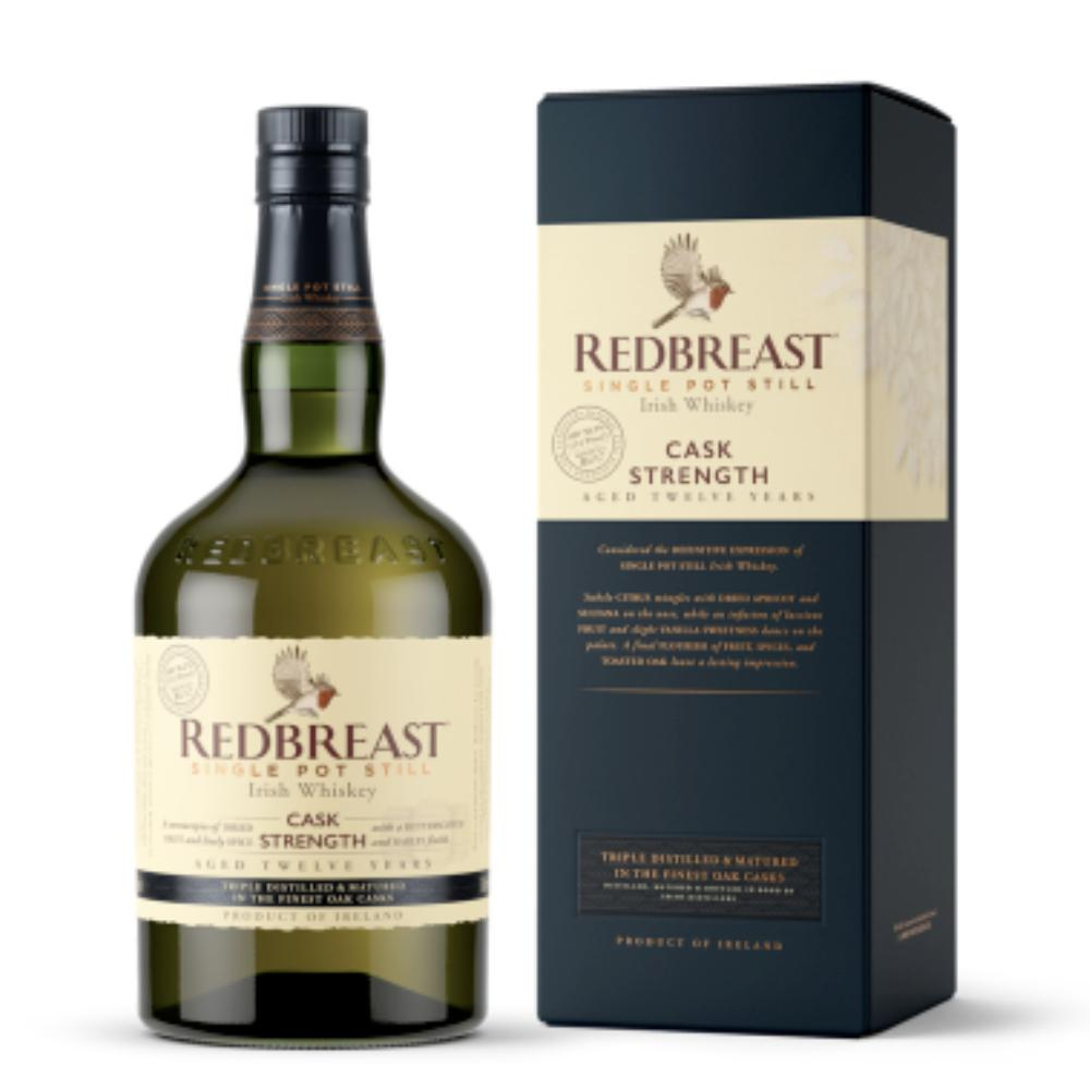 Redbreast Cask Strength Irish whiskey Redbreast